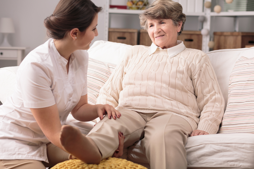 fisioterapia geriatrica a domicilio